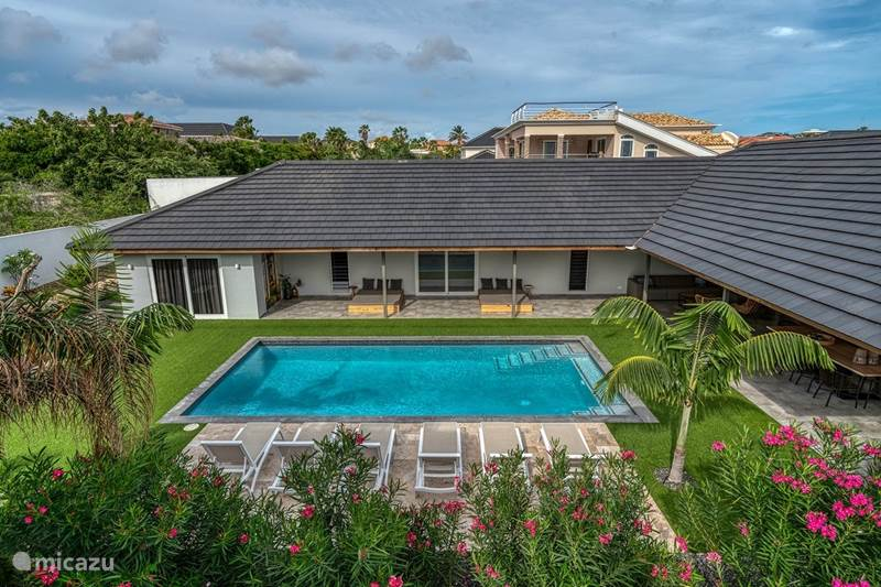 Ferienwohnung Curaçao, Banda Ariba (Ost), Jan Thiel Villa Villa Kaya Karibe
