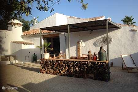Vakantiehuis Portugal, Algarve, Moncarapacho vakantiehuis Casa Vaso (Quinta da Vida)