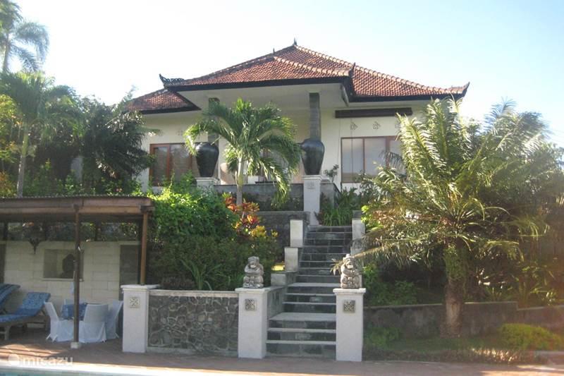 Vakantiehuis Indonesië, Bali, Singaradja Villa Puri Bulan Villa Bua