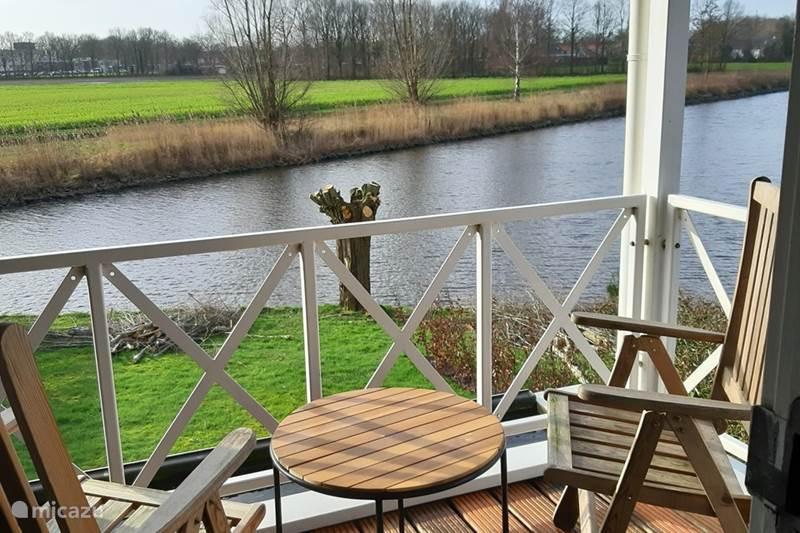 Vakantiehuis Nederland, Groningen, Vlagtwedde Vakantiehuis Halfvrijstaand vakantiehuisje