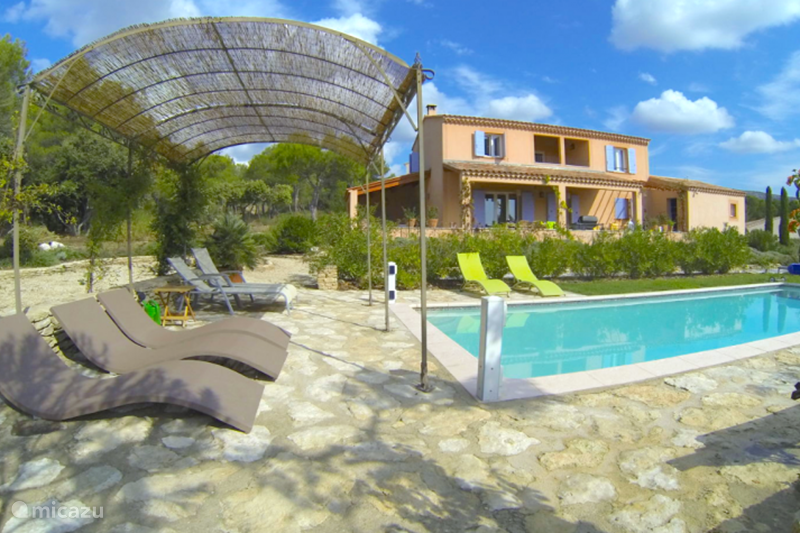 Vakantiehuis Frankrijk, Vaucluse, Saumane-de-Vaucluse Villa Villa Vaucluse