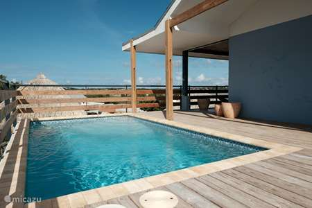 Vakantiehuis Curaçao, Banda Ariba (oost), Mambo Beach - villa La Privada Island View
