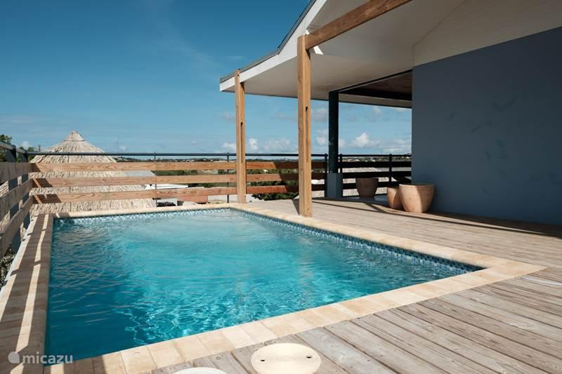 Vakantiehuis Curaçao, Banda Ariba (oost), La Privada (Mambo Beach) Villa La Privada Island View