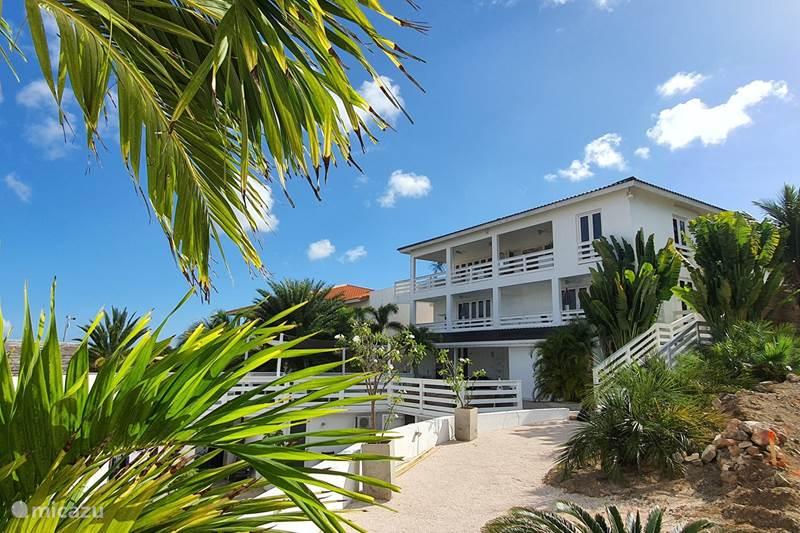 Vakantiehuis Curaçao, Banda Ariba (oost), Jan Thiel Penthouse PENTHOUSE MET ECHT PRIVE ZWEMBAD