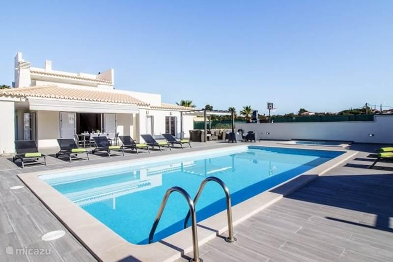 Vakantiehuis Portugal, Algarve, Carvoeiro Villa Villa Sun