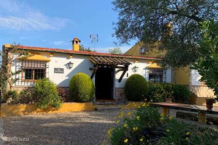 Vakantiehuis Spanje, Andalusië, Hornachuelos vakantiehuis Refugio