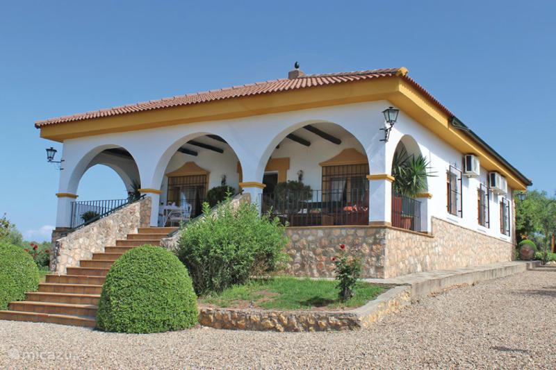 Vakantiehuis Spanje, Andalusië, Hornachuelos Vakantiehuis Het echte Spanje