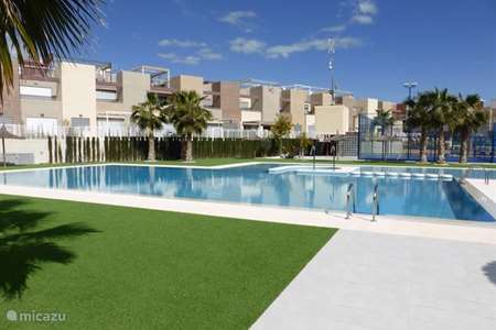 Vacation rental Spain, Costa Blanca, Torrevieja apartment Casa Leona