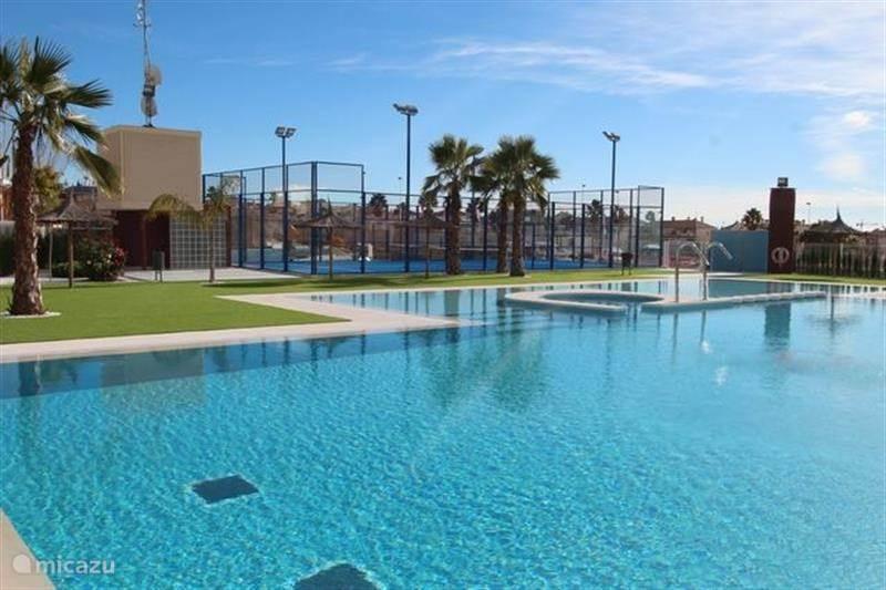 Vakantiehuis Spanje, Costa Blanca, Torrevieja Appartement Casa Leona