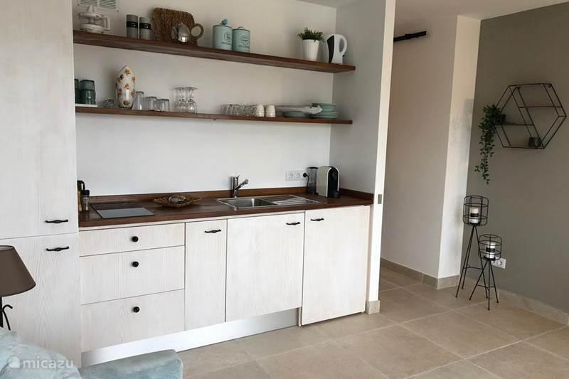 Vakantiehuis Spanje, Ibiza, San Josep Appartement Beach Apartment