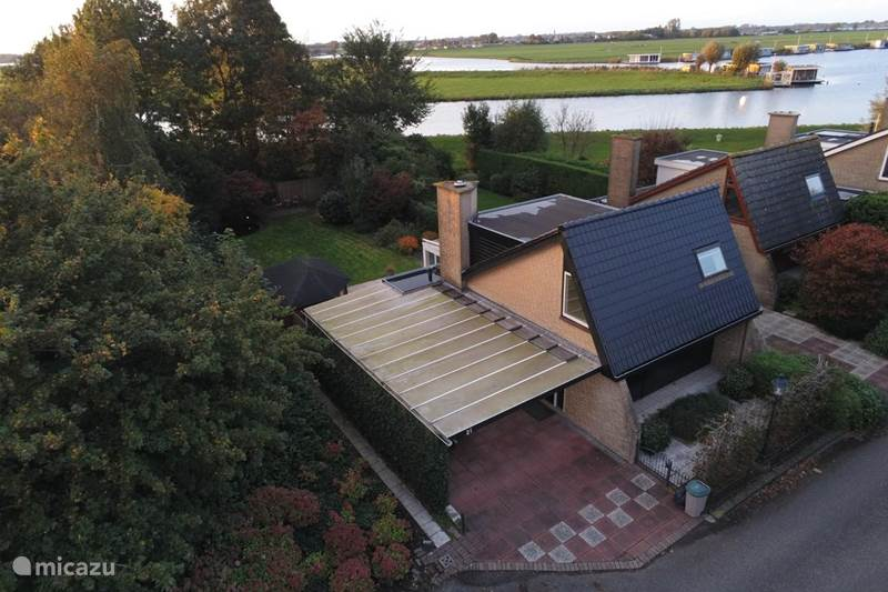 Vakantiehuis Nederland, Zuid-Holland, Warmond Bungalow Lake house 21