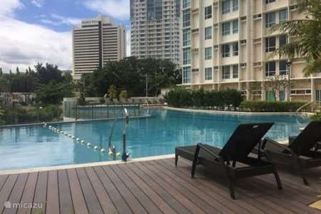 Vacation rental Philippines – apartment Apartment with beautiful view