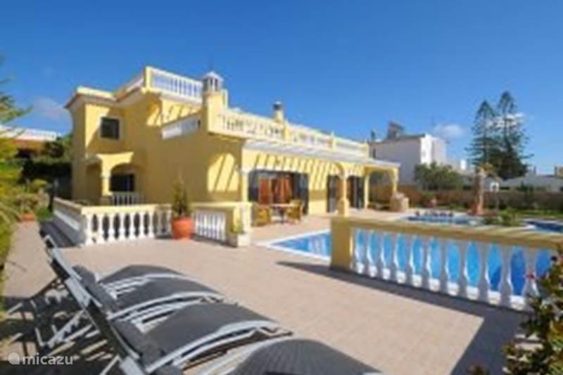 Vakantiehuis Portugal, Algarve, Lagoa Villa Villa Sesmarias