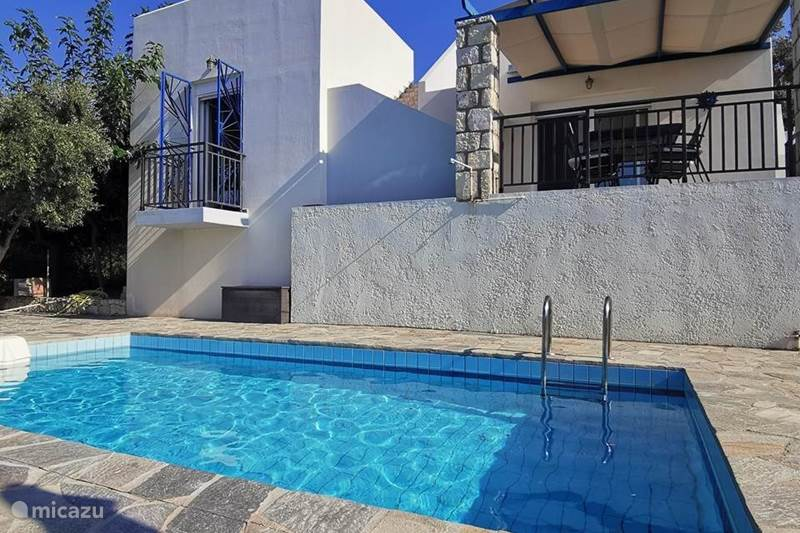 Vakantiehuis Griekenland, Kreta, Adele Villa Spiti Elia