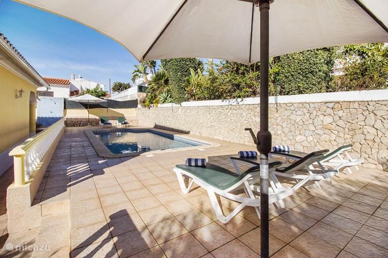 Vakantiehuis Portugal, Algarve, Carvoeiro Villa Villa Camarinha