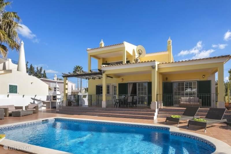 Vakantiehuis Portugal, Algarve, Carvoeiro Villa Villa Sagitario