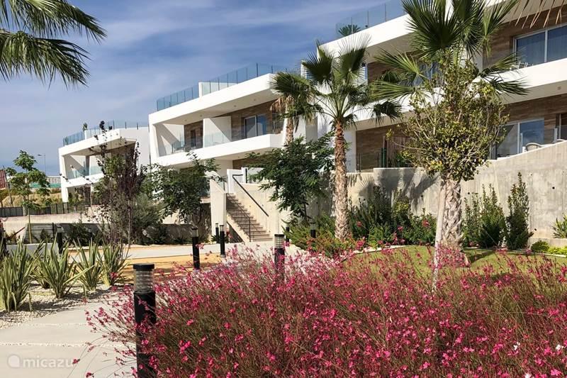 Vakantiehuis Spanje, Costa Blanca, Finestrat Penthouse Penthouse Campana Garden No 21
