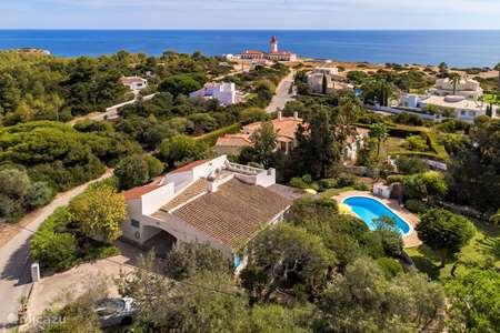 Vakantiehuis Portugal, Algarve, Carvoeiro villa Villa Torre de Cima