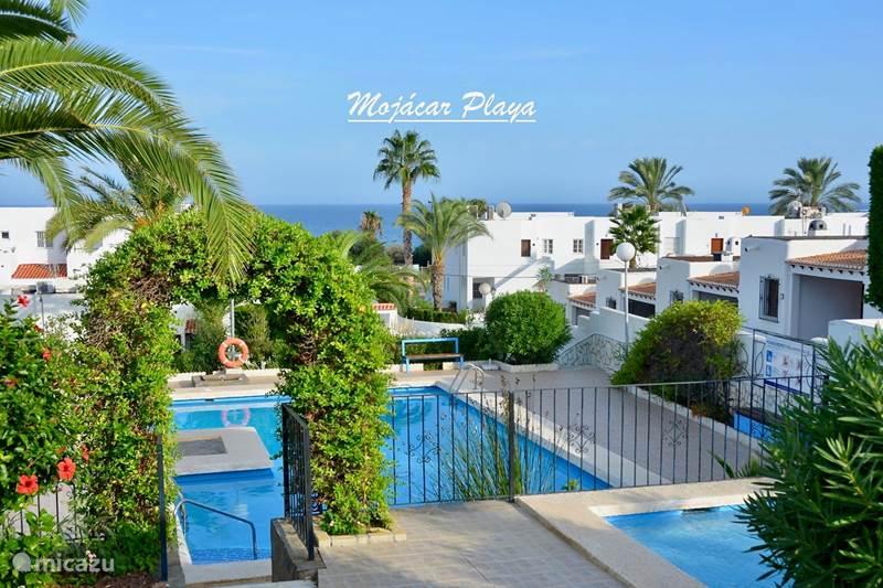 Vakantiehuis Spanje, Costa de Almería, Mojácar Bungalow BETOVEREND - VERRASSEND CASA ALEGRIA