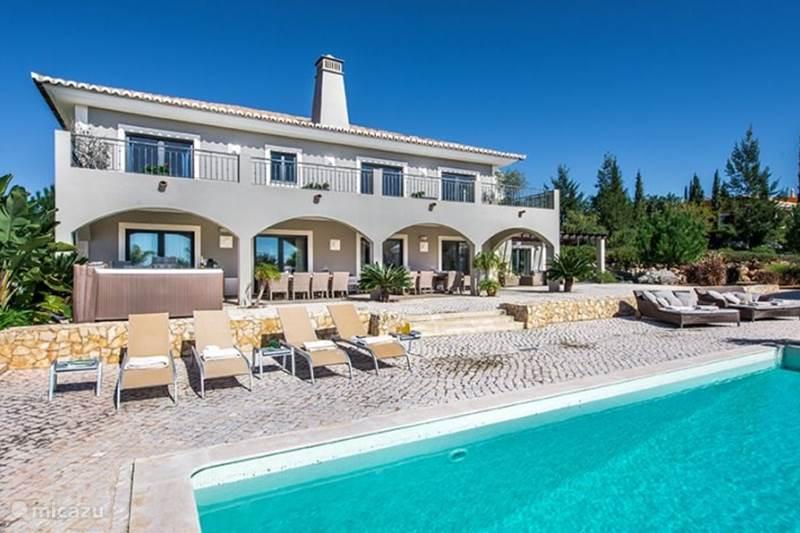 Vakantiehuis Portugal, Algarve, Carvoeiro Villa Villa Mali