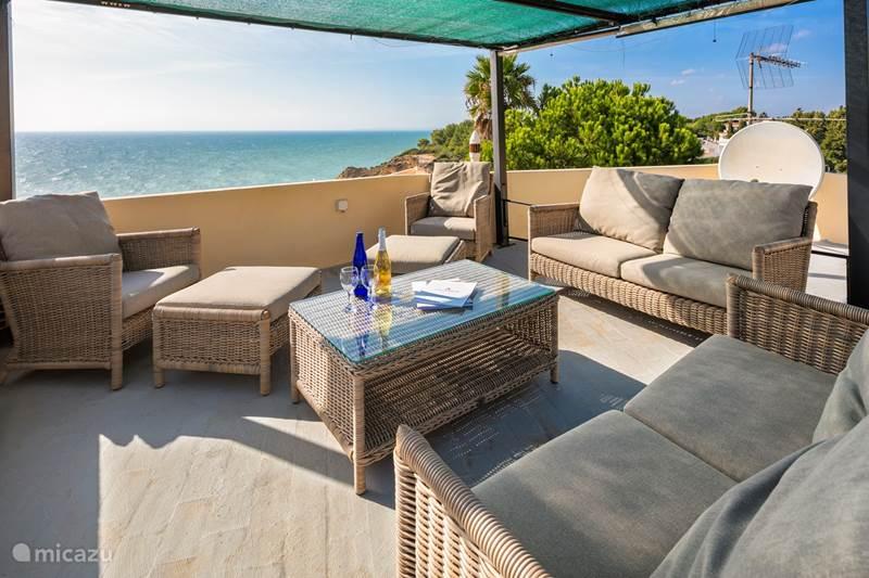 Vakantiehuis Portugal, Algarve, Carvoeiro Villa Villa Ca El Mar