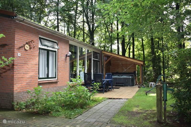 Vakantiehuis Nederland, Gelderland, Epe Bungalow Koolmees