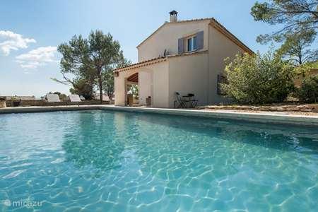 Vacation rental France, Vaucluse, Saumane-de-Vaucluse villa Villa la Coquille