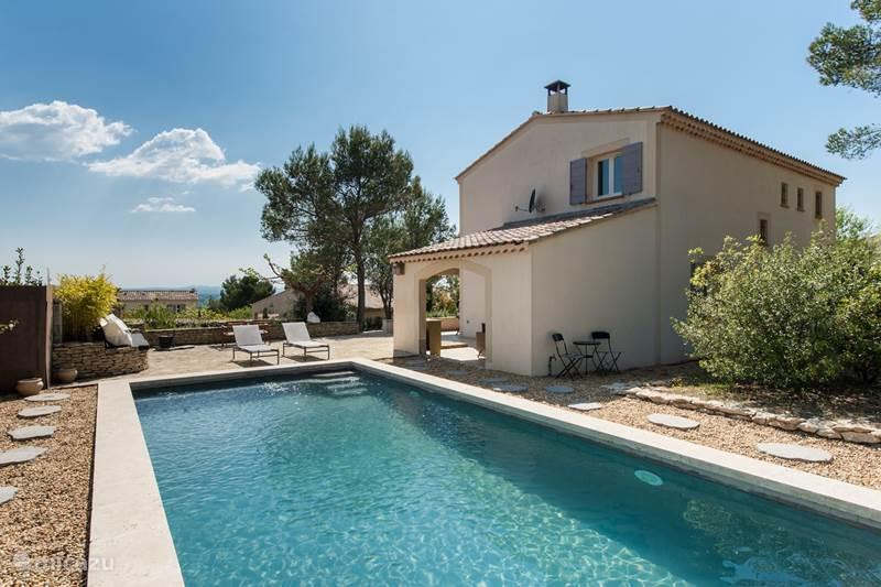Vakantiehuis Frankrijk, Vaucluse, Saumane-de-Vaucluse Villa Villa la Coquille
