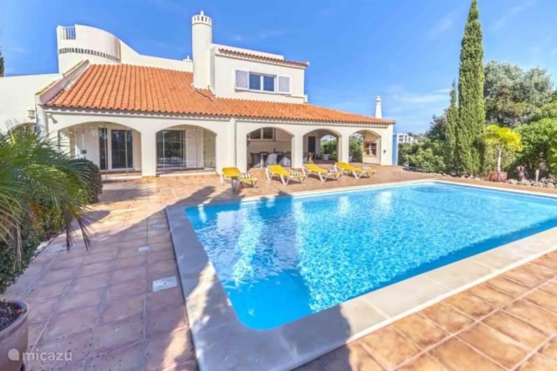 Vakantiehuis Portugal, Algarve, Carvoeiro Villa Villa Bodil