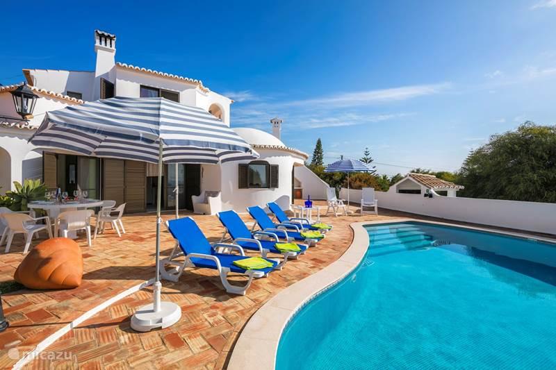 Vakantiehuis Portugal, Algarve, Caramujeira -Lagoa Villa Villa Jasmin