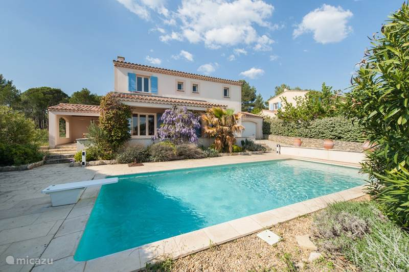 Vakantiehuis Frankrijk, Vaucluse, Saumane-de-Vaucluse Villa Villa le Loup