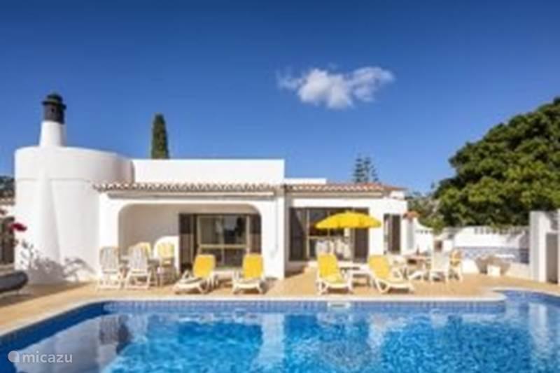 Vakantiehuis Portugal, Algarve, Lagoa Villa Villa Eliana