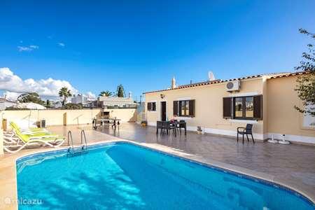 Vakantiehuis Portugal, Algarve, Carvoeiro villa Villa Rosario