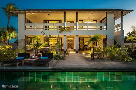 Vakantiehuis Bonaire, Bonaire, Belnem villa Kas Flamingo