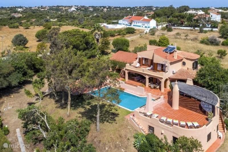 Vakantiehuis Portugal, Algarve, Carvoeiro Villa Villa Monte Novo