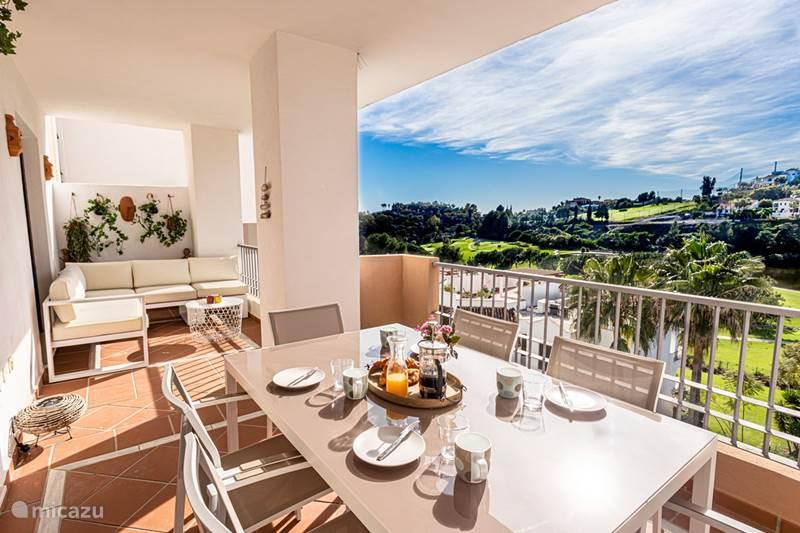 Vakantiehuis Spanje, Costa del Sol, Benahavis Appartement Casa Yvana