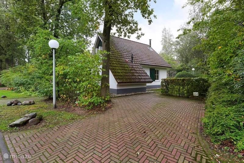 Vakantiehuis Nederland, Drenthe, Exloo Vakantiehuis Vakantiehuisje Exloo