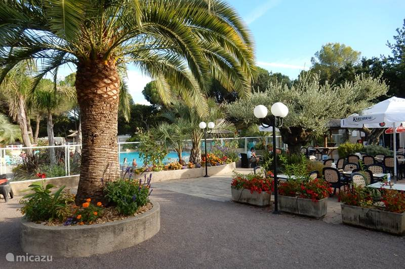 Vacation rental France, French Riviera, Roquebrune-sur-Argens Mobile home Mobile home by the sea South of France