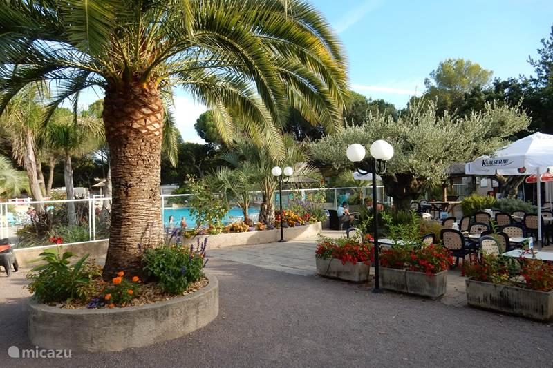 Vakantiehuis Frankrijk, Côte d´Azur, Roquebrune-sur-Argens Stacaravan  Stacaravan l Zee l Zuid-Frankrijk