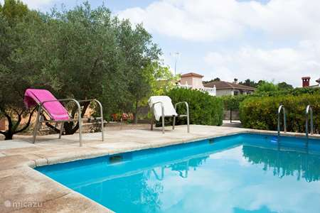 Vacation rental Spain, Valencia, Turis holiday house La Especia