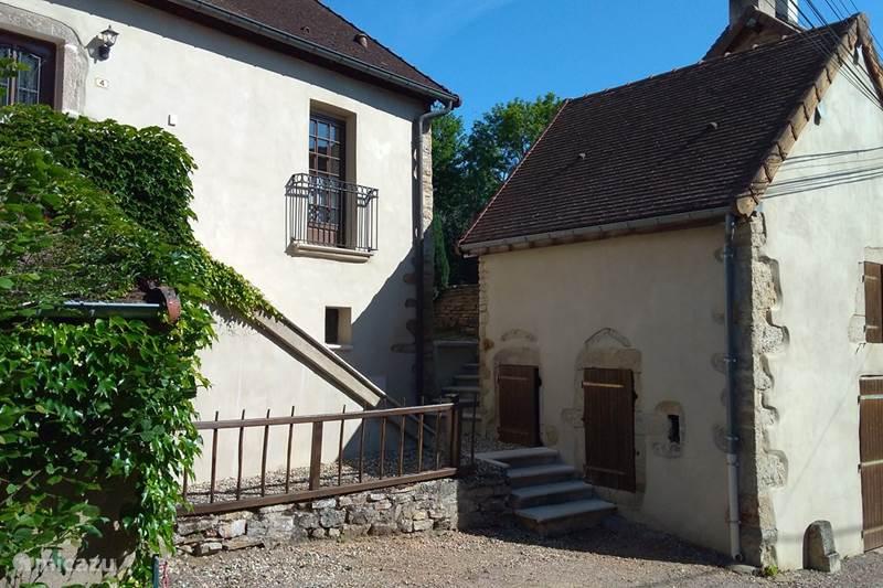 Vakantiehuis Frankrijk, Saône-et-Loire, Couches Gîte / Cottage Gîte les Sources du Château