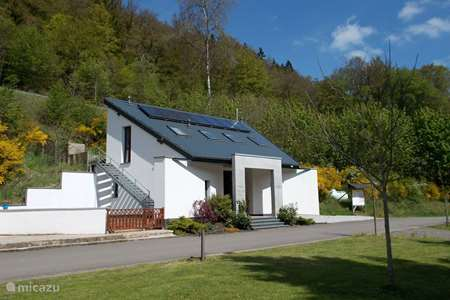 Vacation rental Luxembourg – apartment Woltzdal Clervaux