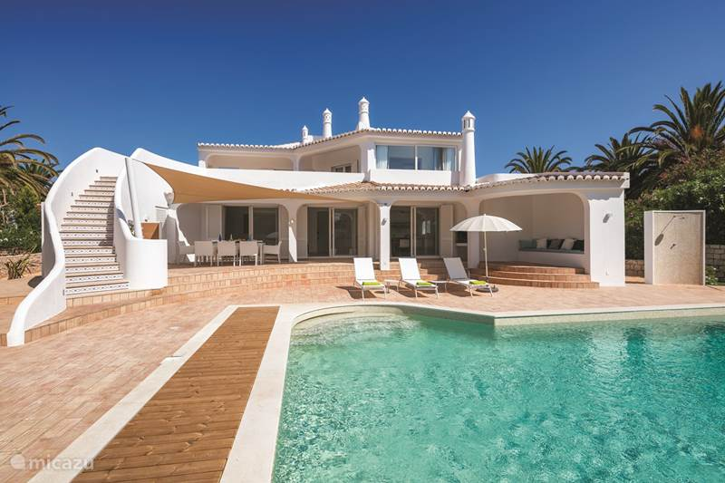 Vakantiehuis Portugal, Algarve, Carvoeiro Villa Villa Cavatina