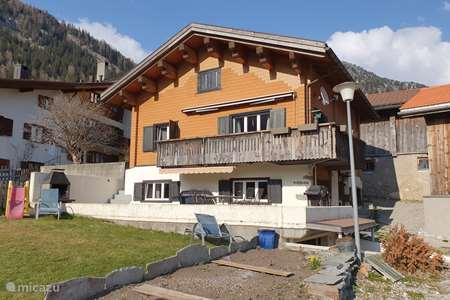 Vakantiehuis Zwitserland – appartement Billistübli