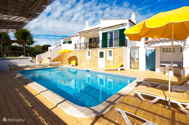 Vakantiehuis Portugal, Algarve, Carvoeiro Villa Villa Manjua