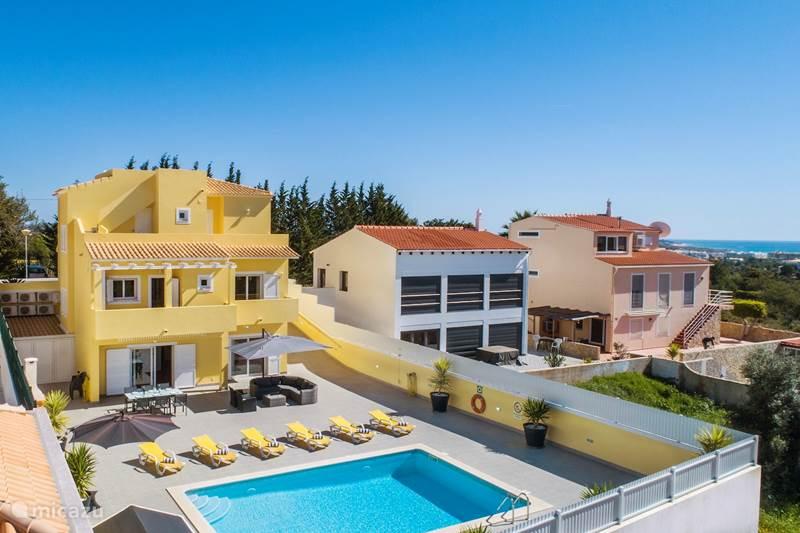 Vakantiehuis Portugal, Algarve, Armação de Pêra Villa Villa Mar