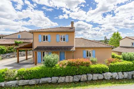 Vacation rental France, Ardèche, Vallon-Pont-d'Arc villa Villa du Soleil