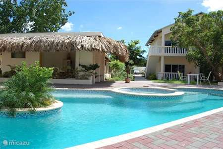 Vakantiehuis Curaçao, Banda Ariba (oost), Jan Thiel appartement Wayaca Mini Resort