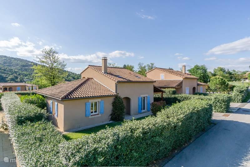 Vacation rental France, Ardèche, Vallon-Pont-d'Arc Villa Villa Marron Seize 8