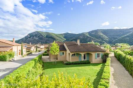Vacation rental France, Ardèche, Vallon-Pont-d'Arc villa Villa Lavande
